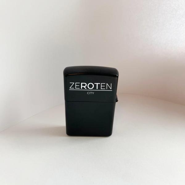ZeroTen City aansteker