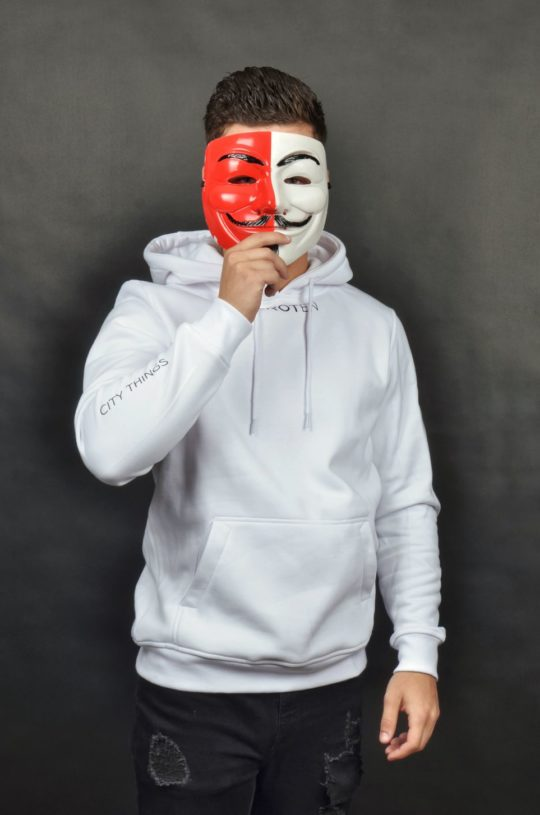 Hoodie gebaseerd op de Rotterdamse cultuur