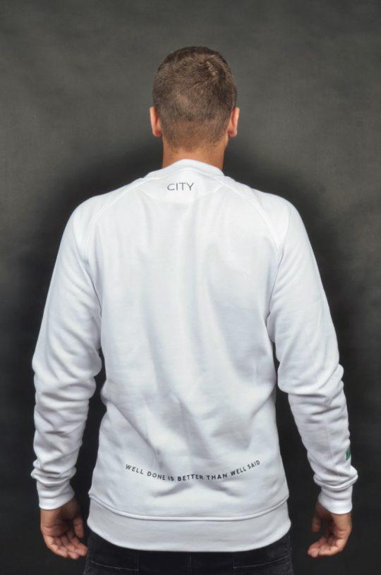 Sweater gebaseerd op de Rotterdamse cultuur