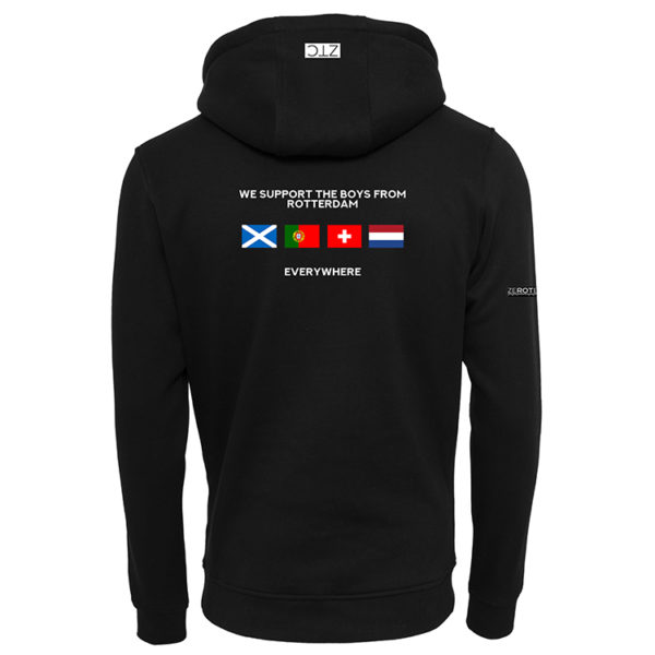 Support the boys hoodie