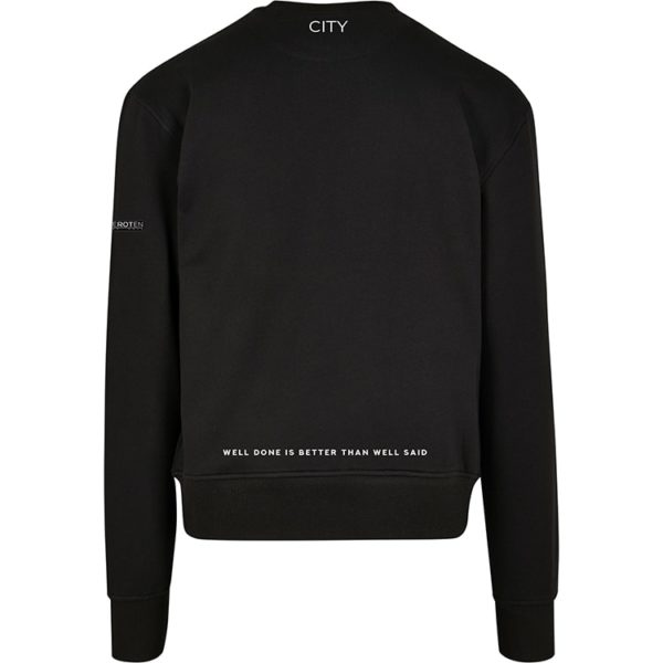 ZTC BLACK SWEATER BLACK BACK