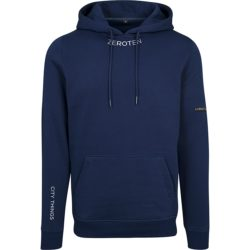 ZTC CITY THINGS NAVY HOODIE