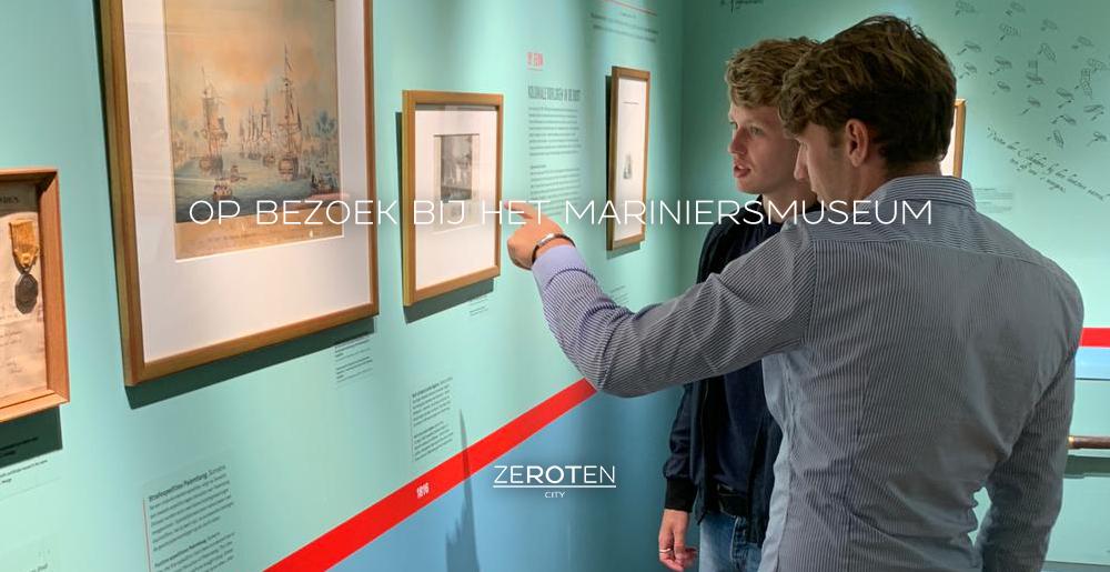 Op bezoek bij het mariniersmuseum