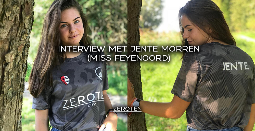 Interview Jente Morren (Miss Feyenoord)