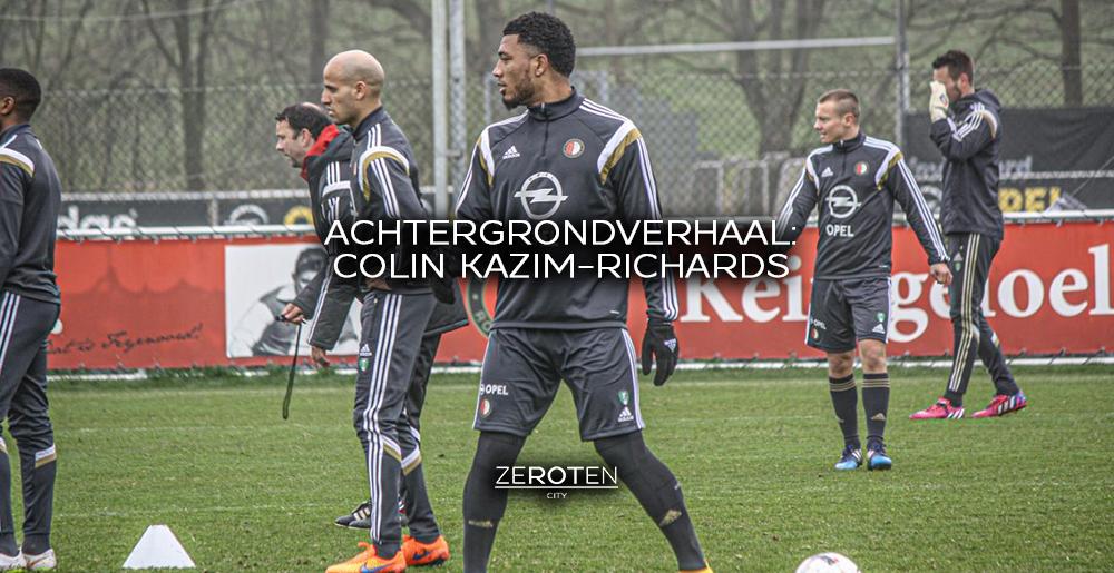 achtergrondverhaal: Colin Kazim-Richards
